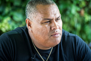 Ngatokotoru Puna, the nephew of Cook Islands Prime Minister Henry Puna and the first person to be arrested for Student Loan default. Photo / Michael Craig