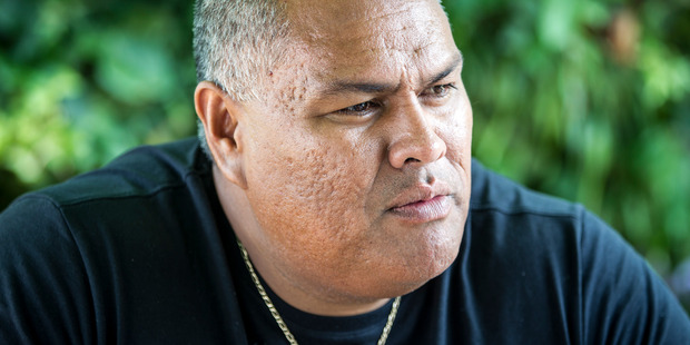 Loading Ngatokotoru Puna, the nephew of Cook Islands Prime Minister Henry Puna and the first person to be arrested for Student Loan default. Photo / Michael Craig