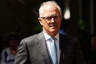 Australian Prime Minister Malcolm Turnbull is making a big push to revamp media law. Photo / Getty Images