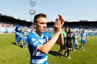 (L-R) Ryan Thomas of PEC Zwolle during the Dutch Eredivisie match between PEC Zwolle and FC Twente at the IJsseldelta stadium on August 23, 2015 in Zwolle. Photo / Getty Images.