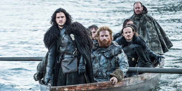 Game of Thrones returns in April.