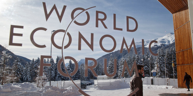 More than 1400 CEOs were interviewed for the research, which was presented to the World Economic Forum in Davos, Switzerland. Photo / AP
