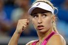 Daria Gavrilova of Australia. Photo / AP.