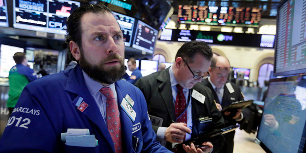 Local fund managers are not pushing the panic button despite plunging world sharemarkets and plummeting oil prices. Photo / AP