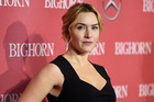 Actress Kate Winslet. Photo / AP