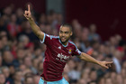 West Ham United's Winston Reid. Photo / AP.
