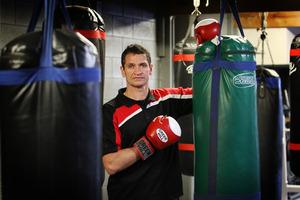 Boxing trainer Chris Walker. Photo/file
