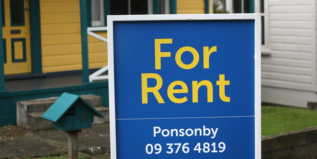 Low interest rates are said to be the only factor keeping rental prices from increasing at a faster rate. Photo / Doug Sherring