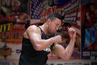 New Zealand Heavyweight Joseph Parker. Photo / Nick Reed