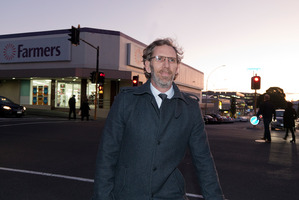 Simon Clark said rezoning so shopping centres could be built in the suburbs was a mistake.