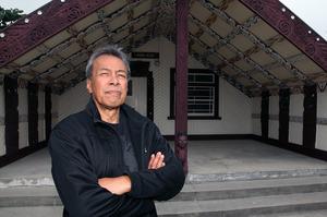 Charlie Tawhiao - chairman of Ngati Rangi Runanga. Photo/file