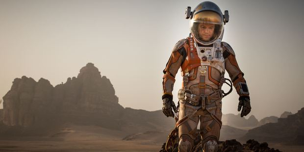 A more common compromise in science fiction movies is exposition. Photo / Supplied