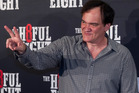 Quentin Tarantino arrives on the red carpet of the NZ premiere of The Hateful Eight at Event Cinemas on Broadway, Newmarket. Photo / Jason Oxenham