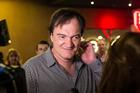 Quentin Tarantino in Auckland. Photo / Jason Oxenham