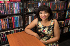 Romance writer Nalini Singh was among popular adults' fiction authors at the Rotorua District Library in 2015.