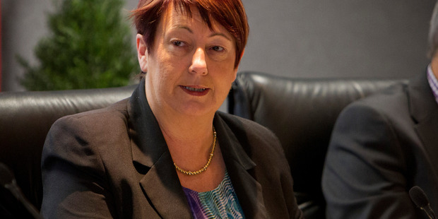 OPTOMISTIC: Liz Lambert is optimistic about getting the Napier to Gisborne train service running. Photo/file.