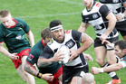 Billy Ropiha in action for Hawke's Bay.