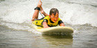 Budding surfers build confidence