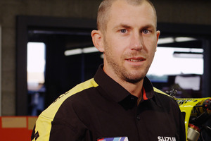 Ben Townley will make his race debut for Suzuki at a British international event on February 7.