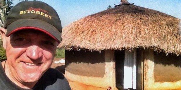 Carterton photographer Geoff Walker has been reportedly arrested in Uganda. Photo / Facebook