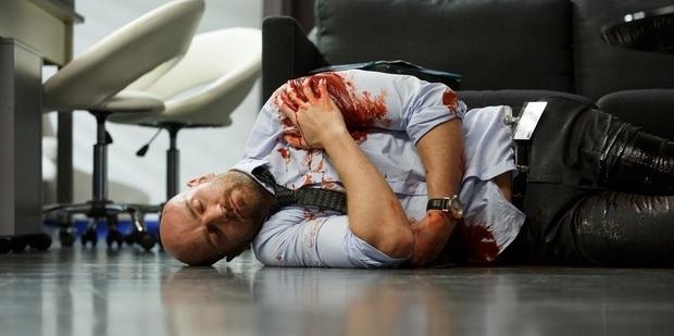 Ben Barrington as Drew McCaskill in Shortland Street.