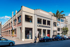 The property at 128 St Georges Bay Rd, Parnell, in which two vacant first floor office units are for sale.