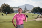 Mount Maunganui Golf Club general manager Keith Fullerton is putting in a case for the course to be included in the Great New Zealand Golf Guide. Photo / Andrew Warner