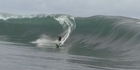 Crash of the day: Teahupo'o surfing wipeouts