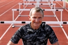 Ian Babe has cleared many hurdles in his time, both as a competitor and a coach. Photo/ John Stone