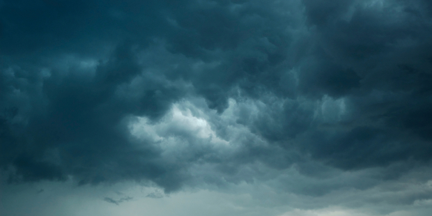 MetService is forecasting slow-moving thunderstorms will roll across the region this afternoon and not clear until evening. Photo / iStock