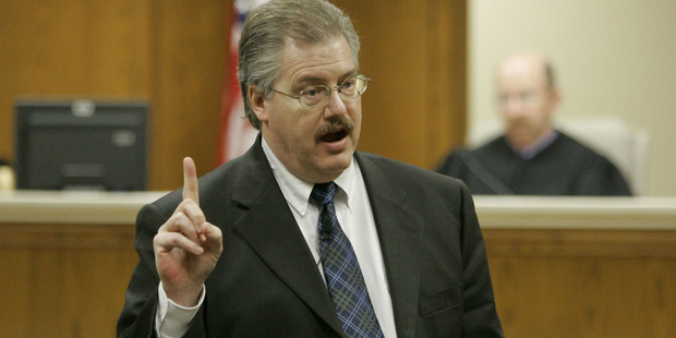 Loading Ken Katz, the former district attorney of Calumet County, Wisconsin, who becomes a key figure in Netflix documentary series Making A Murderer.