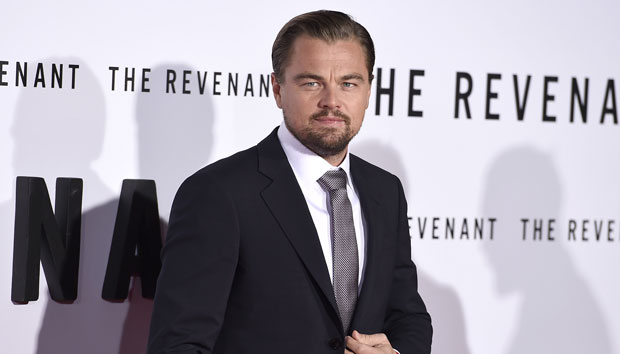 Leonardo DiCaprio. Photo / AP