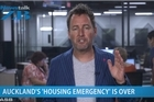 Mike Hosking on Auckland's 'housing emergency'.