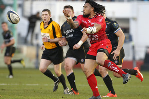 Ma'a Nonu joined Toulon after the Rugby World Cup. Photo / Getty