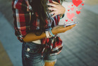There is an assumption that Tinder is just an app for casual sex. It's really not. Photo / iStock