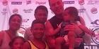 Joseph Parker meets fans