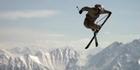 Play of the day: Shredding ski slopes