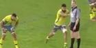 Watch: 14 week ban for pushing referee Wayne Barnes