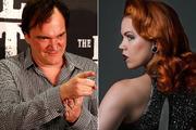 Quentin Tarantino made quite an impression on dancer Hannah Tasker-Poland.