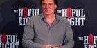 Watch: Quentin Tarantino in NZ