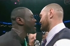 Tyson Fury targets fight with Deontay Wilder after bout with Artur Szpilka.