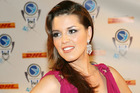 Donald Trump has shamed a former beauty pageant winner Alicia Machado for her sexual history. Photo of Alicia Machado in 2006. Photo / Getty Images