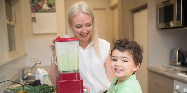 Dr Julie Bhosale endorses the World Health Organisation's recommendation to start babies on solids at six months. Photo / Supplied