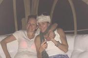 Minnesota natives Annie Korkki, 37 and Robin Korkki, 42 were found dead in their luxury villa in the Seychelles. Photo / Facebook