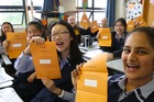 Students at Epsom Girls Grammar School in Auckland have been taking part in the Kids Voting programme.