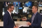 Join Tristram Clayton as he talks with Business Reporter Christopher Adams about a potential financial crash for New Zealand.