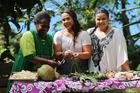 Karena and Kaseyin New Caledonia.