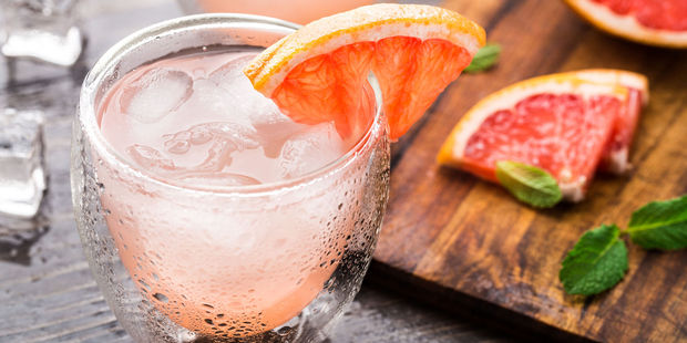 Grapefruit is another superfood which will help with weight loss, says Lily. Photo / 123RF