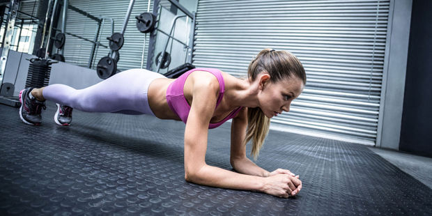 Resistance training not only improves the resting metabolic rate, but it also appears to improve the health of the actual muscle cells. Photo / 123RF