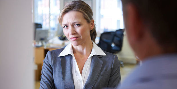 Workplace ignorance takes a turn for the worst. Photo / 123RF